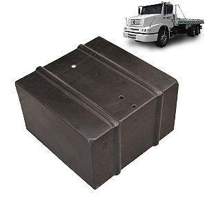 Tampa Caixa De Bateria Para Caminhão Mercedes-benz 1620