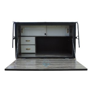 Caixa de Cozinha Caibi para Caminhão 95 x 55 x 60