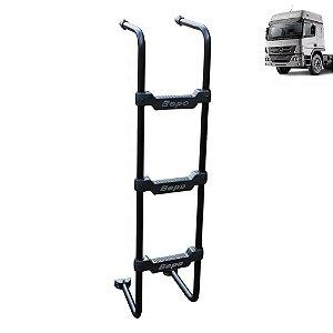 Escada Traseira para caminhão Mercedes-Benz Atego Cabine Estendida