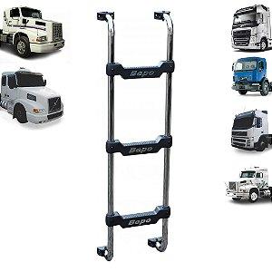 Escada Traseira para caminhão Volvo FH EDC FM NH NL VM
