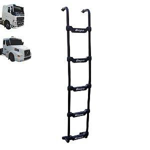 Escada Traseira para caminhão Volvo NH / FH Cabine Baixa