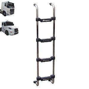 Escada Traseira para caminhão Volvo NH / FH Cabine Baixa Reservatório Climatizador