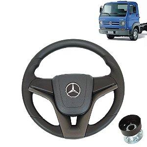 Volante esportivo para caminhão VW Delivery 8 150 c/cubo mod Cruze