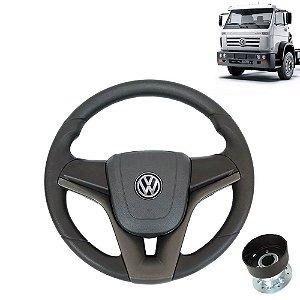 Volante esportivo para caminhão VW Worker c/cubo mod Cruze