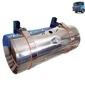 Kit Tanque de inox 155 litros completo para Caminhão VW Delivery