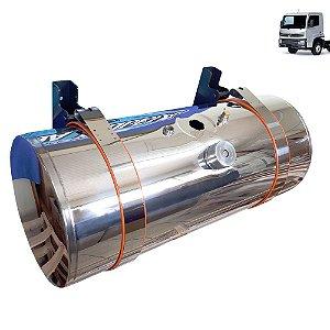 Kit Tanque de inox 155 litros completo para Caminhão VW Novo Delivery