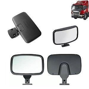 Espelho de rampa lateral Scania Série 4 P G R 114 124 - 148327 - 1484076 - 1916864