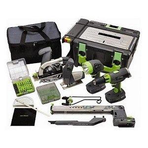 Kit Maksipower 8 com Bateria 18V Maksiwa