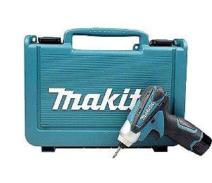 Parafusadeira de Impacto lateral à Bateria 12V Bivolt  TD090DWE - Makita