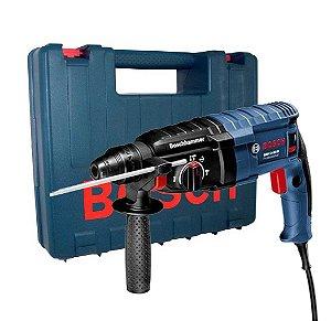 Martelete Perfurador Rompedor BOSCH GBH224D 800W 220V - Bosch