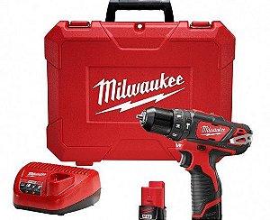 "Parafusadeira/Furadeira de impacto 3/8"" 12V 2408-259 - Milwaukee"