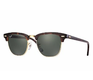 Ray Ban CLUBMASTER CLÁSSICO TARTARUGA - RB3016