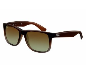 RAY-BAN JUSTIN MARRON- RB4165