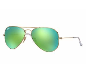 RAY-BAN AVIATOR FLASH LENSES - LENTES ESPELHADAS - RB3025L