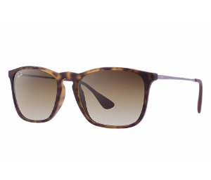RAY-BAN CHRIS GRADIENTE MARRON - RB4187L 856