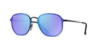 RAY BAN BLAZE HEXAGONAL RB3579N