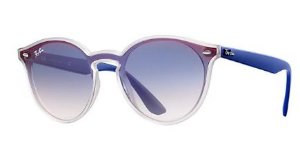 RAY BAN BLAZE RB4380N -Blue Gradiente
