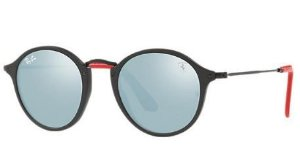 SCUDERIA FERRARI COLLECTION - LENTES:  Prata Brilhante