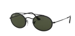 Ray BAn 3847 OVAL DOUBLE BRIDGE