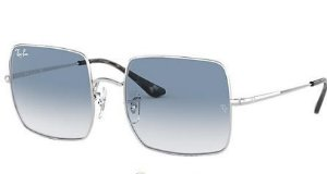 RAY BAN SQUARE CLASSIC - RB1971 AZUL DEGRADE