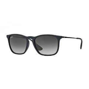 RAY BAN CHRIS GRADIENTE PRETO - RB4187