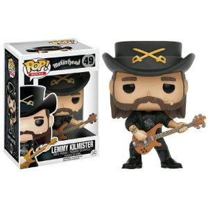 Pop Rock's - Lemmy Kilmister