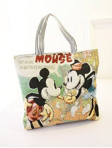Bolsa Feminina Personagens Disney