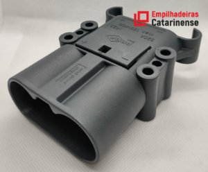 Conector original Rema DIN - 320Ah macho (50mm²)