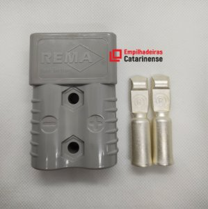 Conector Rema BIPOLAR - 350Ah (67,5mm²)