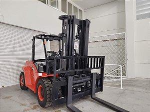 Empilhadeira a diesel 5.000 kg Hangcha - Empilhadeiras Catarinense