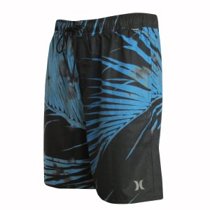 Shorts Hurley Elastico Water Palms