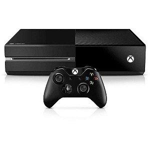 Console Microsoft Xbox One 500Gb + 1 Controles Sem Fio