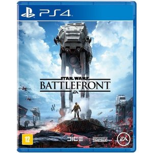Jogo Star Wars Battlefront Playstation 4 Blu-Ray