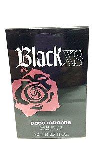 Perfume Black XS Paco Rabanne 80ml
