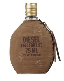 Perfume Fuel For Life Diesel Eau de Toilette Masculino 75 ml