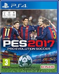 Jogo Game - Pro Evolution Soccer 2017 - PS4