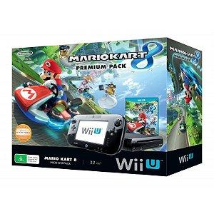 Console Nintendo Wiiu 32gb Game Mario Kart 8