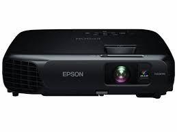 Projetor Epson Powerlite S18+ 3lcd Svga Hdmi 3000 Lumens Wireless Ready