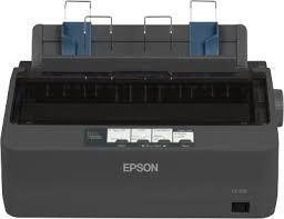 Impressora Epson LX-350 Matricial - USB  de Alta Velocidade