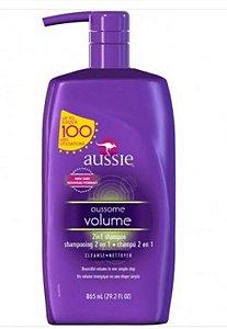 Shampoo Aussie Moist 865ml