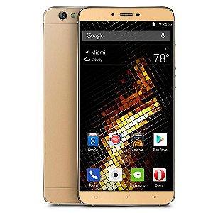 Celular Smartphone Blu Vivo 5 V0050UU  32GB Dual Chip 5.5 Dourado