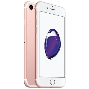 CELULAR APPLE IPHONE 7 32GB MN912LZ/A A1778 OURO ROSA