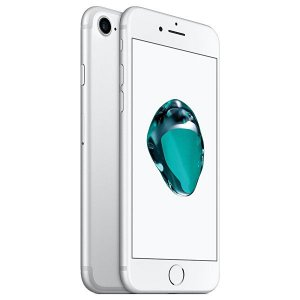 CELULAR IPHONE 7 A1778 MN932LZ/A 128GB PRATA