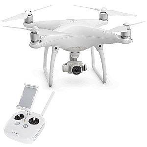 Drone Dji Phantom 4 Pro 4K 20MP + Maleta para Transporte - Branco