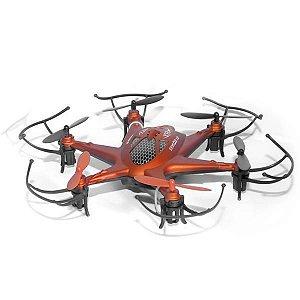 Drone Mini Goal Pro Fanto II X12 Laranja