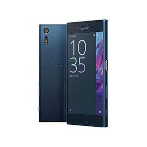 "Smartphone Sony Xperia XZ F8331 3GB/32GB LTE 1Sim Tela 5.2""FHD Câm.23MP+13MP- Azul"