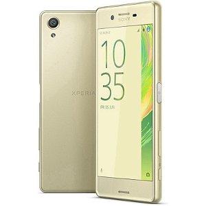 "Smartphone Sony Xperia XA 2GB/16GB LTE 1Sim Tela 5.0""FHD Câm.13MP+8MP- Verde"
