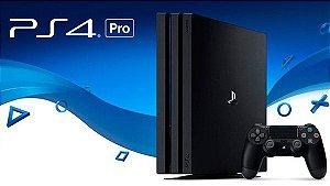Console Sony PlayStation 4 Pro CUH7016B – Preto 1TB