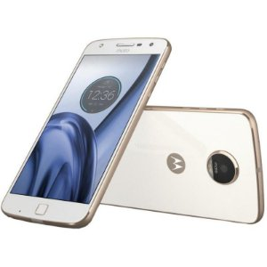 Smartphone Motorola Moto Z Play Dual Sim LTE 32GB/3GB Câm.16MP/5MP Branco