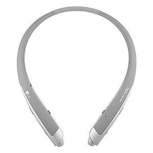 Fone de Ouvido Bluetooth LG Tone Platinum HBS-1100 - Cinza
